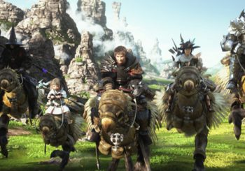 Final Fantasy XIV: A Realm Reborn arrives on PS4 this April
