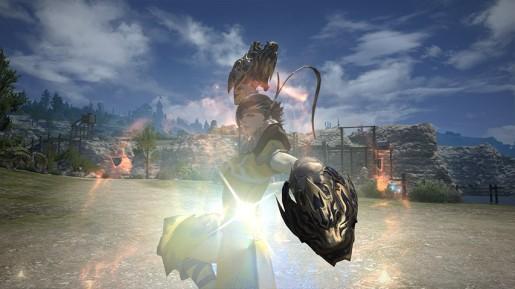 Final Fantasy XIV - Monk Job
