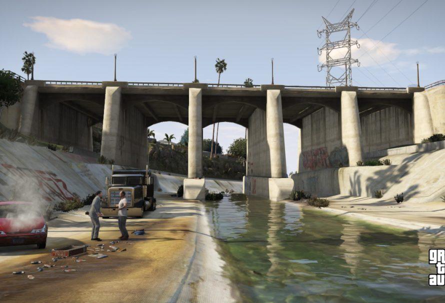 """Rockstar Says GTA V Feels """"Next-gen"""""""
