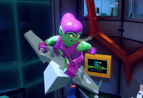 Galactus Features In New LEGO Marvel Super Heroes Trailer