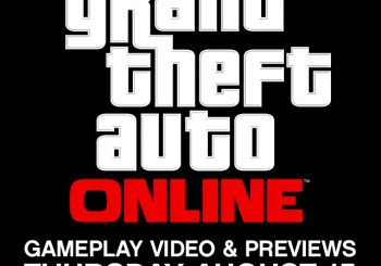 Grand Theft Auto Online unveils this Thursday