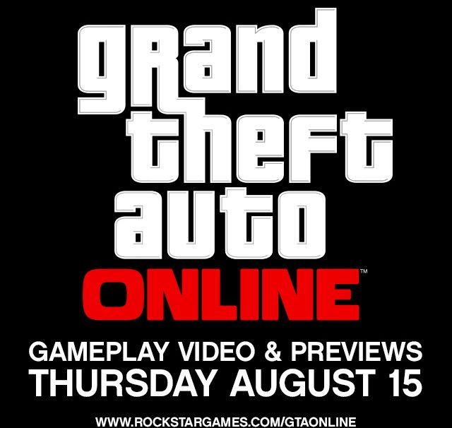 Grand Theft Auto Online unveils this Thursday