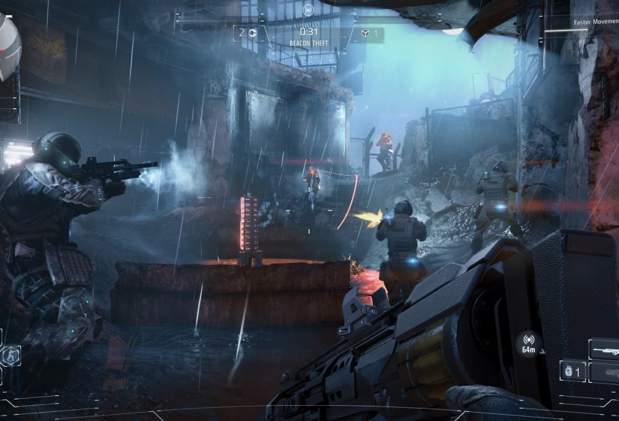 "Killzone: Shadow Fall Multiplayer Will Be ""Free"" Next Week"