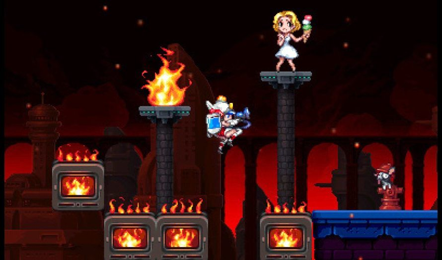 Mighty Switch Force 2 being ported to Wii U
