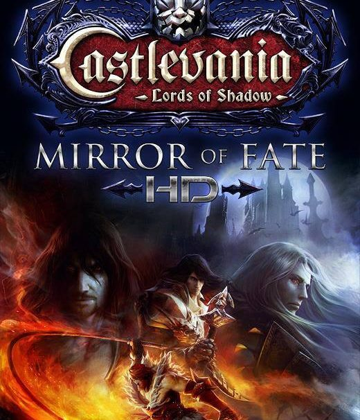 Castlevania LoS: Mirror of Fate HD announced