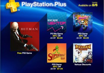 Free on PS Plus this August: Hitman Absolution, Machinarium and more