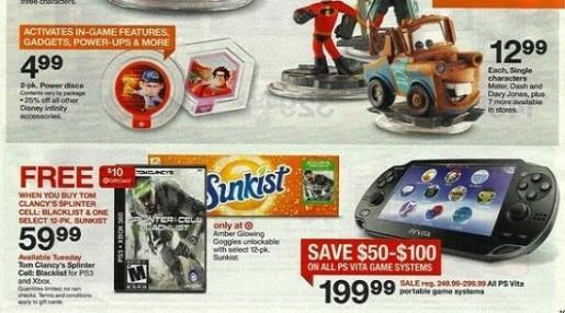 PS Vita Price Drop