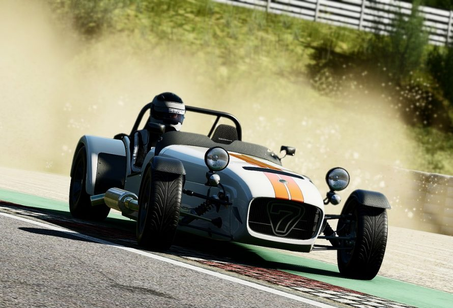 Project CARS Max Settings Gameplay Video Released