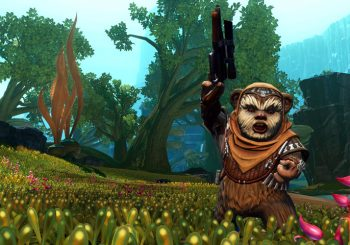 SWTOR Game Update 2.3 - How to get Treek, the Ewok companion