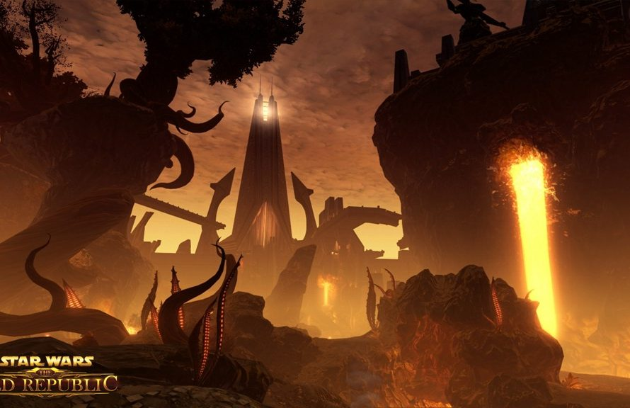 SWTOR Game Update 2.4 Concept Arts Released