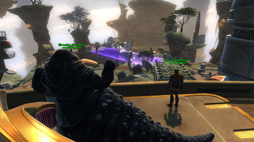 SWTOR Game Update 2.4 – Warzone Arenas Detailed