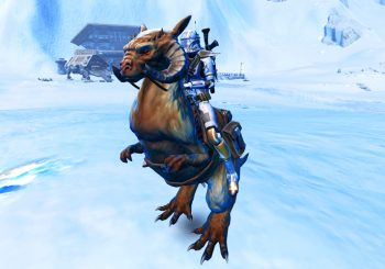 SWTOR Guide - How to get your very own Tauntaun mount