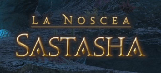 Final Fantasy XIV Sastasha Intro