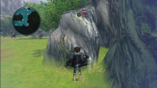 Tales of Xillia - Aifread Treasure - Galia Trail
