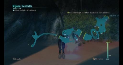 Tales of Xillia - Aifread Treasure - Kijara Seafalls