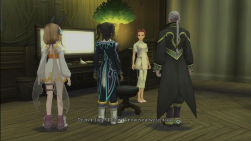 Tales of Xillia - Fennmont - Leia's Failure