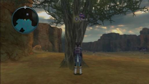 Tales of Xillia - Torbalan 2 - Aifread Treasure