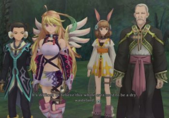 Tales of Xillia Guide - Fezebel Marsh (Sub-Event)