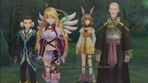 Tales of Xillia - Fezebel Marsh - Love Fevered