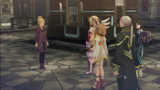 Tales of Xillia - Trigleph - Love