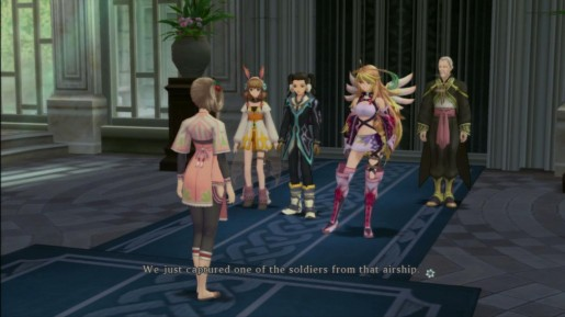 Tales of Xillia - Sharilton - Love