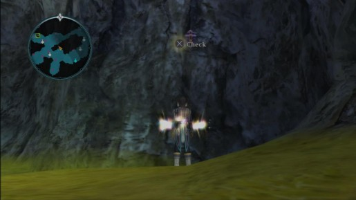 Tales of Xillia - Nia Khera Spiritway - Aifread Treasure