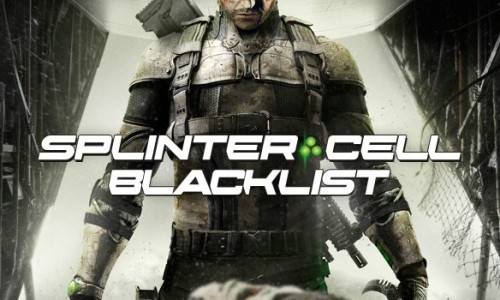 Splinter cell Blacklist Art