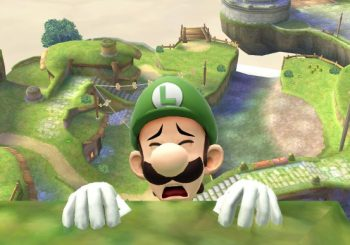 New Super Smash Bros. screenshots shows how they bully Luigi