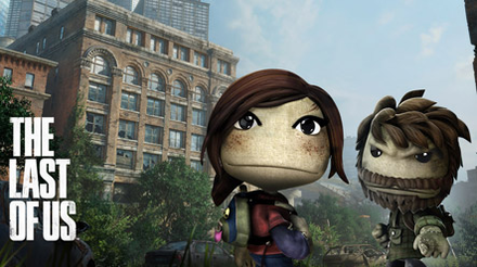 The Last of Us Comes To LittleBigPlanet