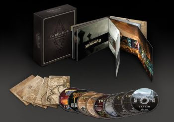 The Elder Scrolls Anthology announced for PC
