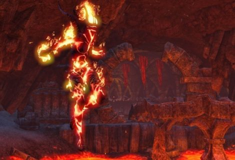 The Elder Scrolls Online sheds more information on the Flame Atronach