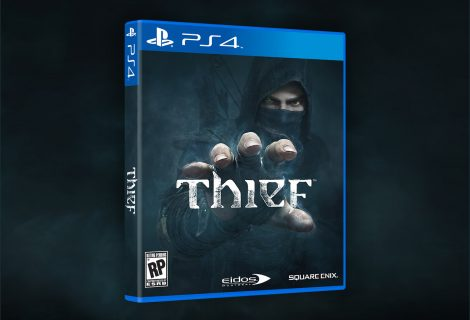 Thief Box Art Revealed