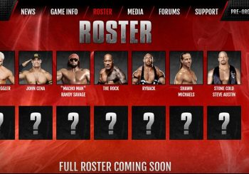 WWE 2K14 Roster To Be Revealed At SummerSlam Axxess