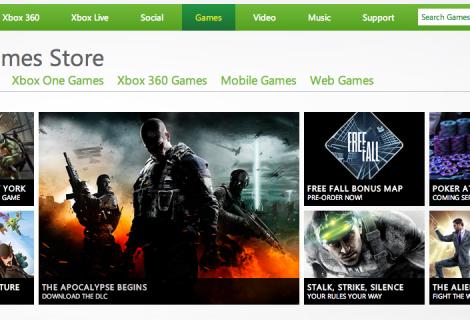 Xbox Live Marketplace undergoes name change
