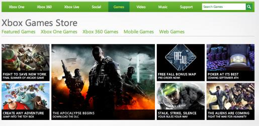 XboxGamesStore