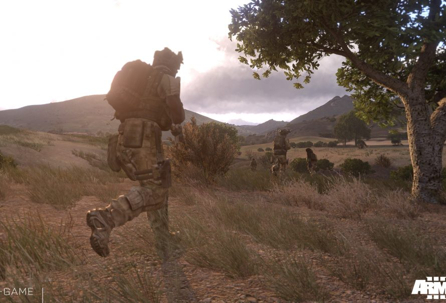 Final Beta Update For Arma 3 Now Live