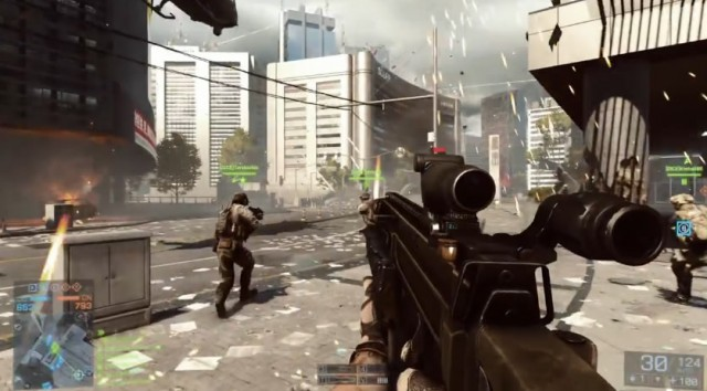 "Battlefield 4 Changes How You Use ""Spotting"""