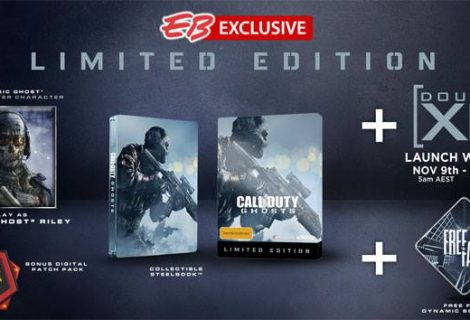 EB Games Announces Call of Duty: Ghosts Limited Edition