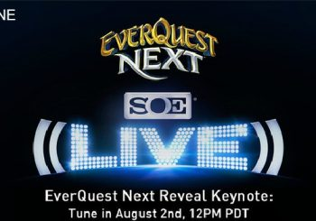 EverQuest Next To Be Revealed Very Soon