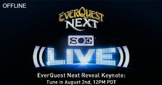 everquest next reveal