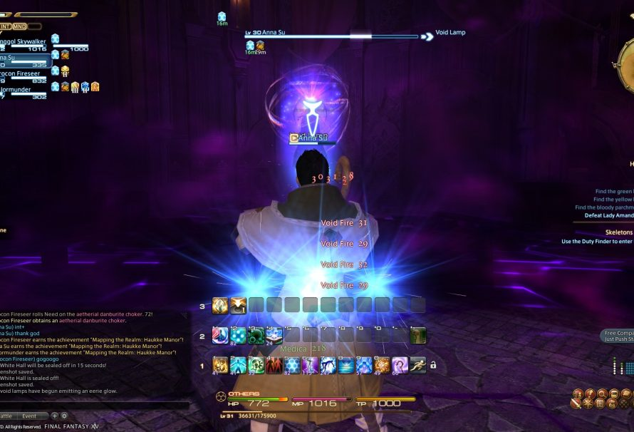 Final Fantasy XIV Beginner's Guide: Best Ways to Level Up