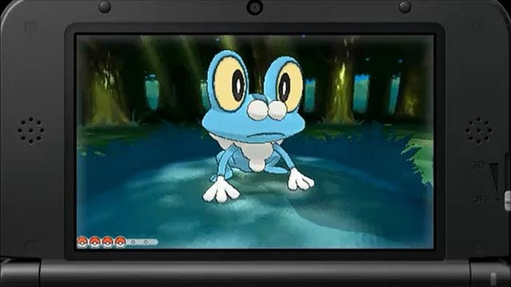 Pokemon X and Pokemon Y demo footage arrives from Gamescom