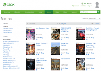 Games for Windows PC Marketplace to Close