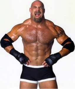 goldberg wwe 2k14