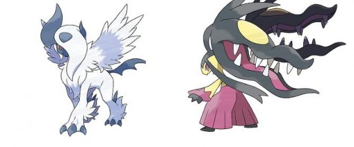 Pokemon X and Pokemon Y Absol Mawile