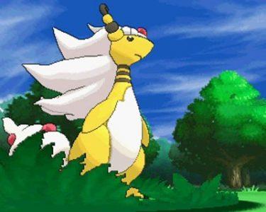 Pokemon X and Pokemon Y Mega Ampharos