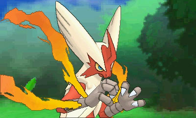 Pokemon X and Pokemon Y Mega Evolutions shown off in new video