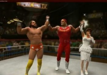 Epic New WWE 2K14 Trailer Released