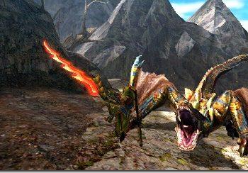 No Monster Hunter 4 For PS Vita