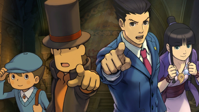 Professor Layton vs. Ace Attorney to finally get US release in 2014